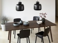 Buy the Woud Stone Pendant Light Large at Nest.co.uk