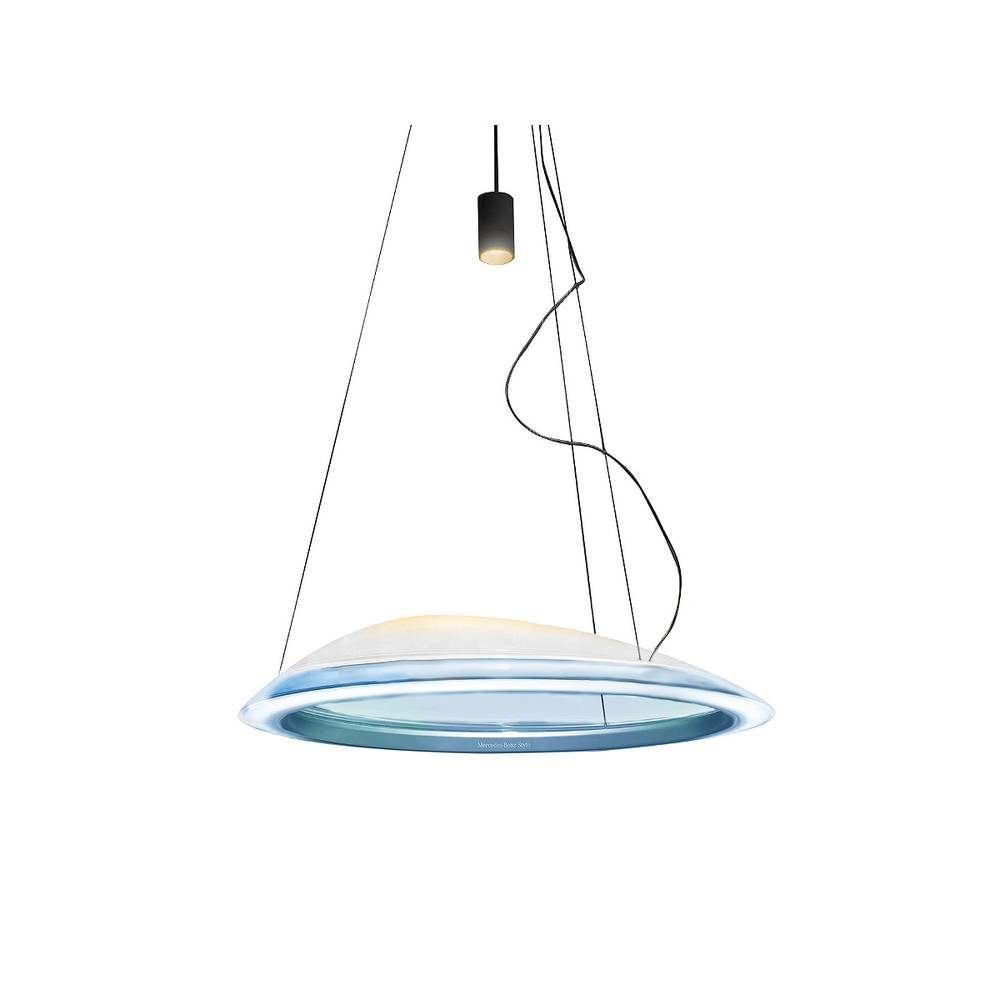 Artemide Suspension Artemide Ameluna Rgb Suspension Light