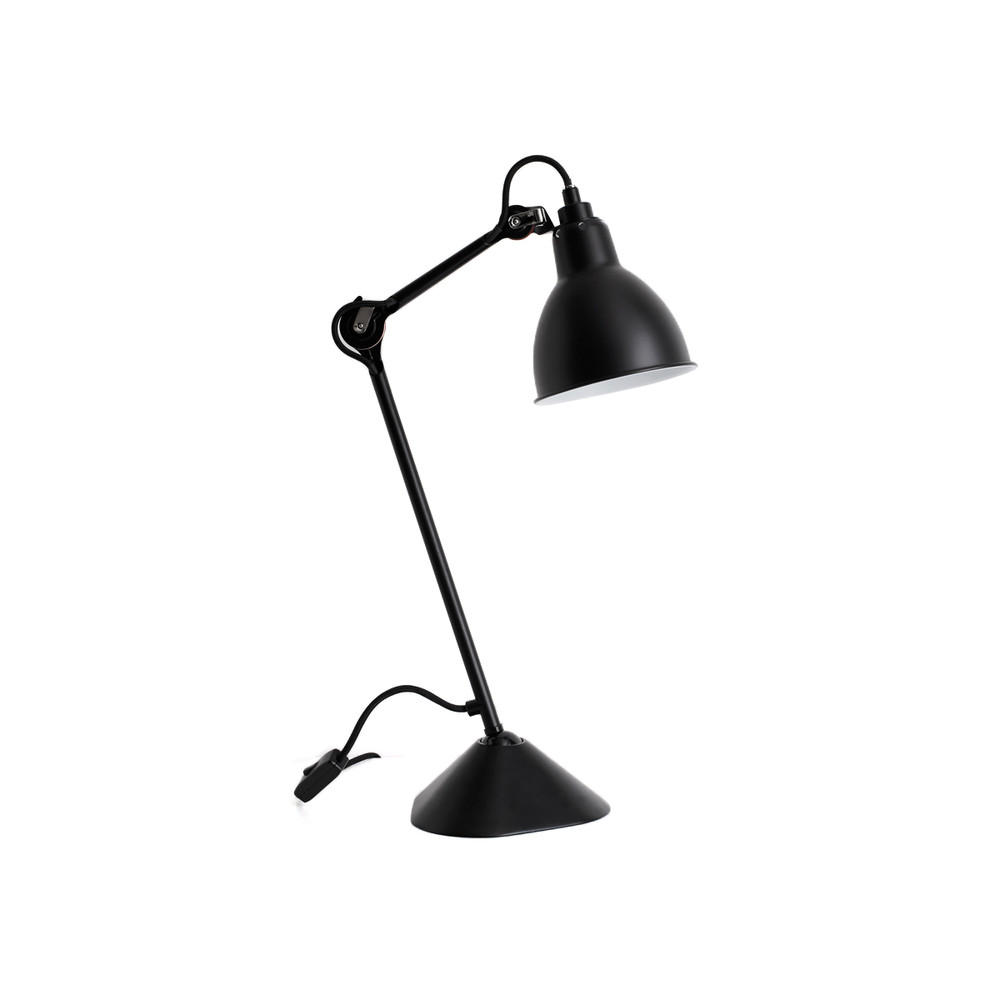 Lampe Gras Dcw Editions Lampe Gras 205 Table Lamp