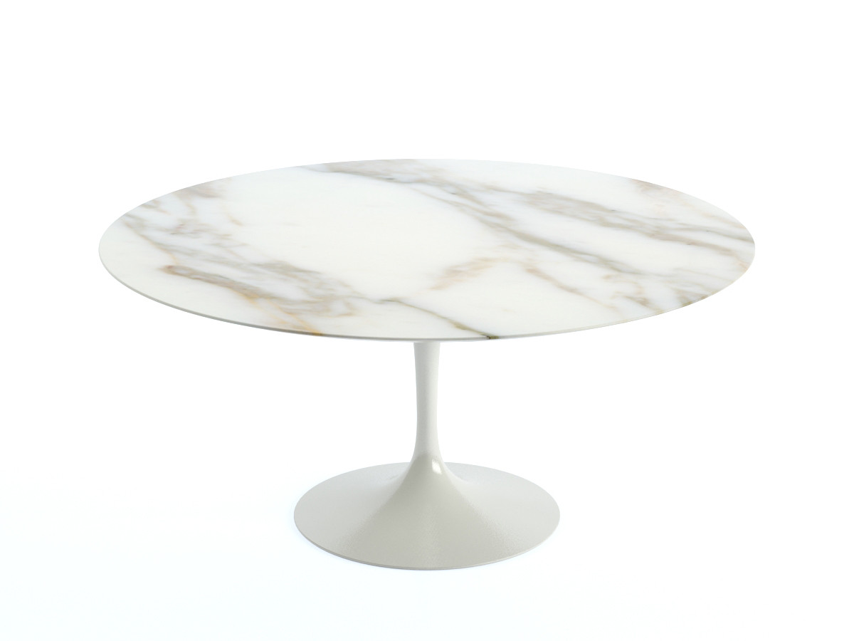 Table Marbre Knoll Buy The Knoll Saarinen Tulip Dining Table 152cm Diameter