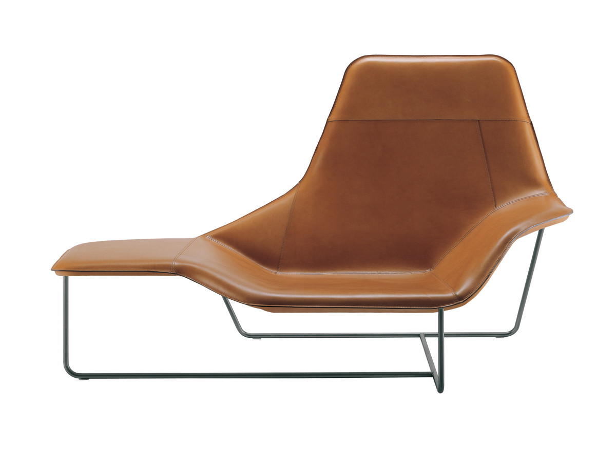 Chaises Longues Buy The Zanotta 921 Lama Chaise Longue At Nest Co Uk