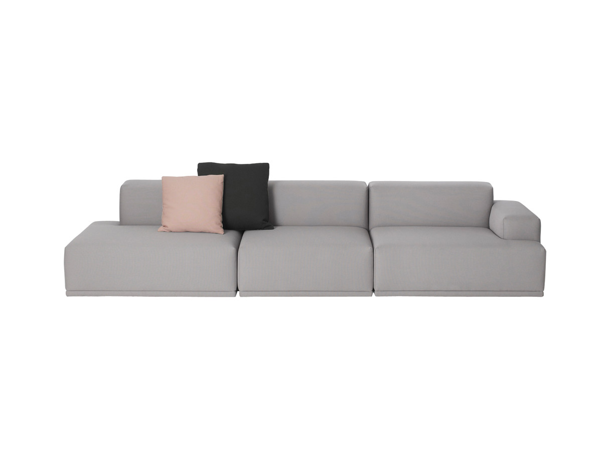 Modular Sofa Buy The Muuto Connect Modular Sofa At Nest Co Uk