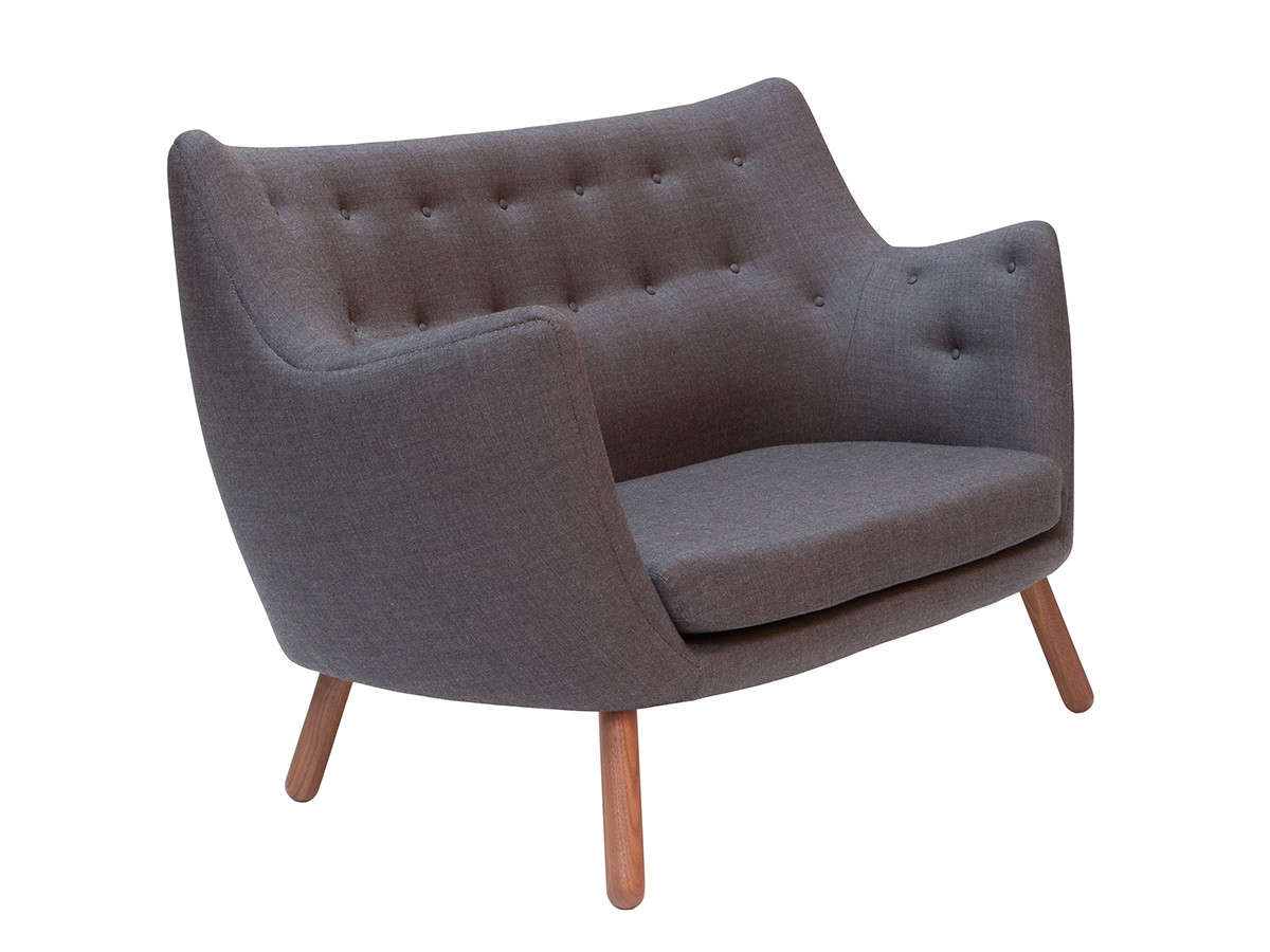 Poet Sofa Buy The House Of Finn Juhl Poet Sofa At Nest Co Uk