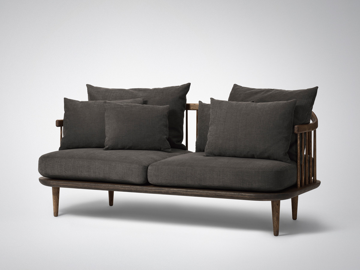 Sofá Studio Design Criciúma - Sc Buy The Andtradition Fly Sofa Sc2 At Nest Co Uk