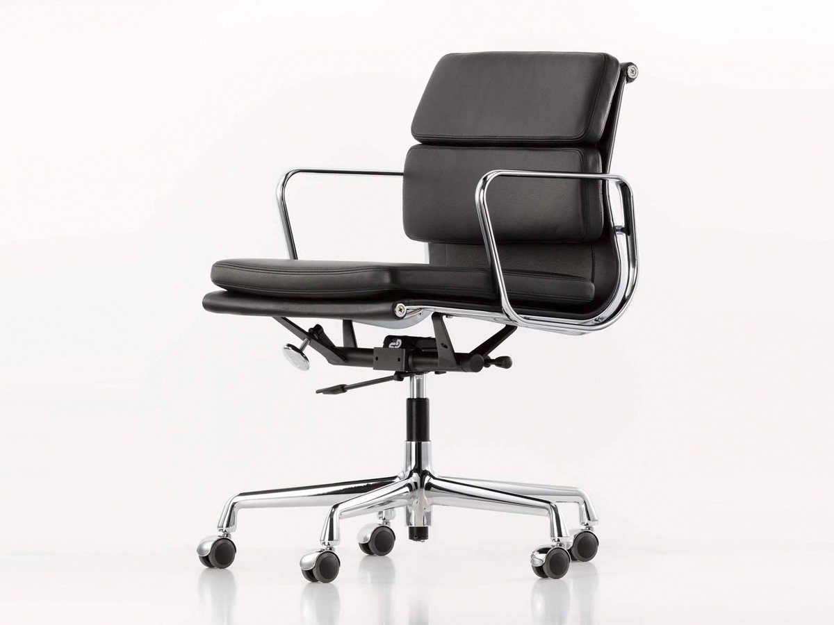 Eames Lounge Office Chair Buy The Vitra Eames Ea 217 Soft Pad Office Chair At Nest Co Uk