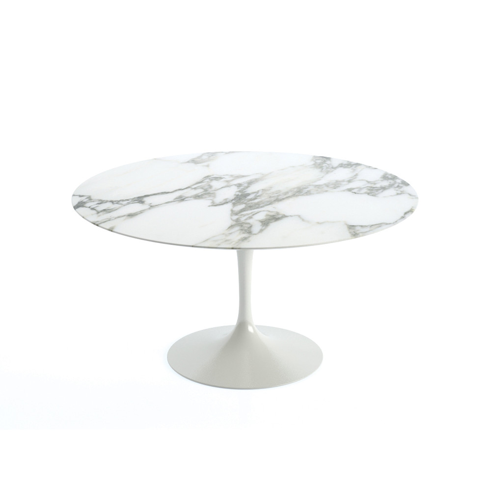 Saarinen Knoll Table Knoll Saarinen Tulip Dining Table 137cm Diameter