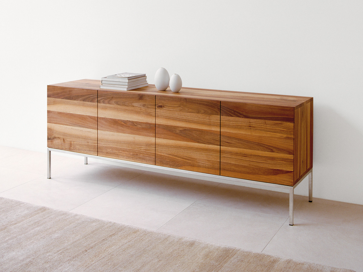 Nussbaum Sideboard Buy The E15 Sb02 Farah Sideboard Walnut At Nest.co.uk