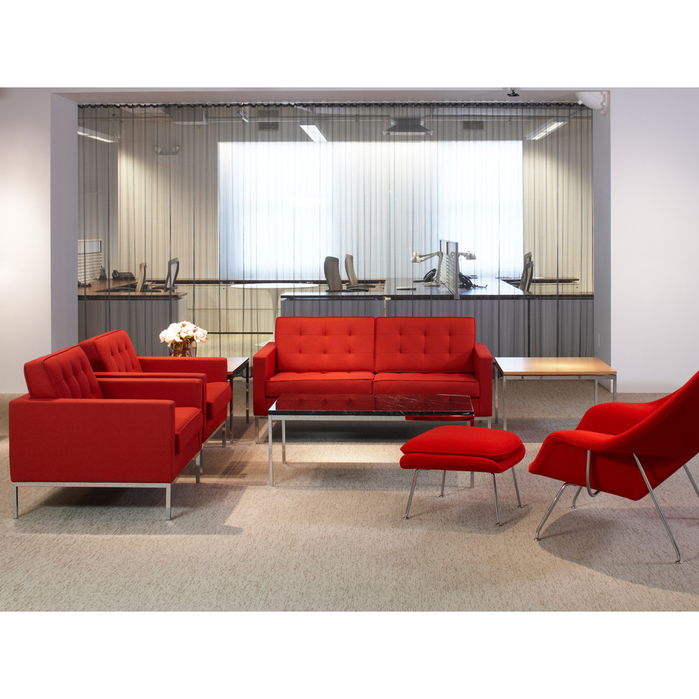 Knoll Sofa Knoll Florence Knoll Two Seater Sofa