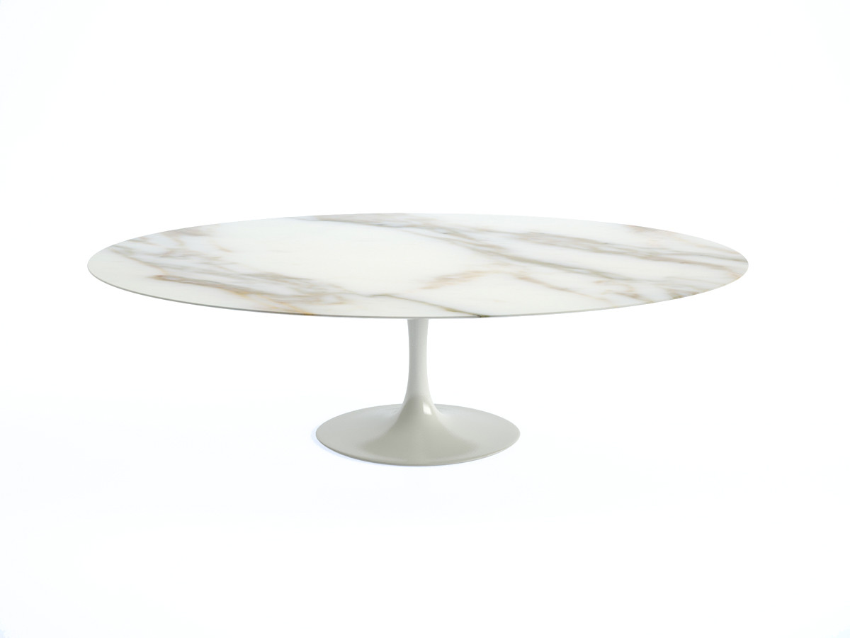 Knoll Saarinen Buy The Knoll Saarinen Tulip Large Dining Table Oval At