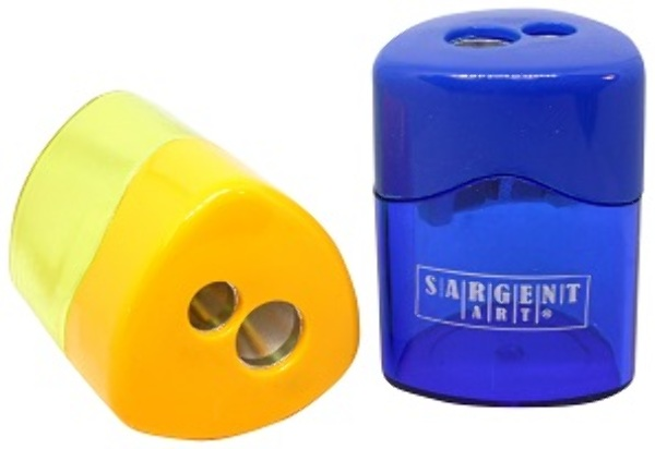 Wholesale Pencil Sharpener Pack Of 2 Sku 2324129 Dollardays