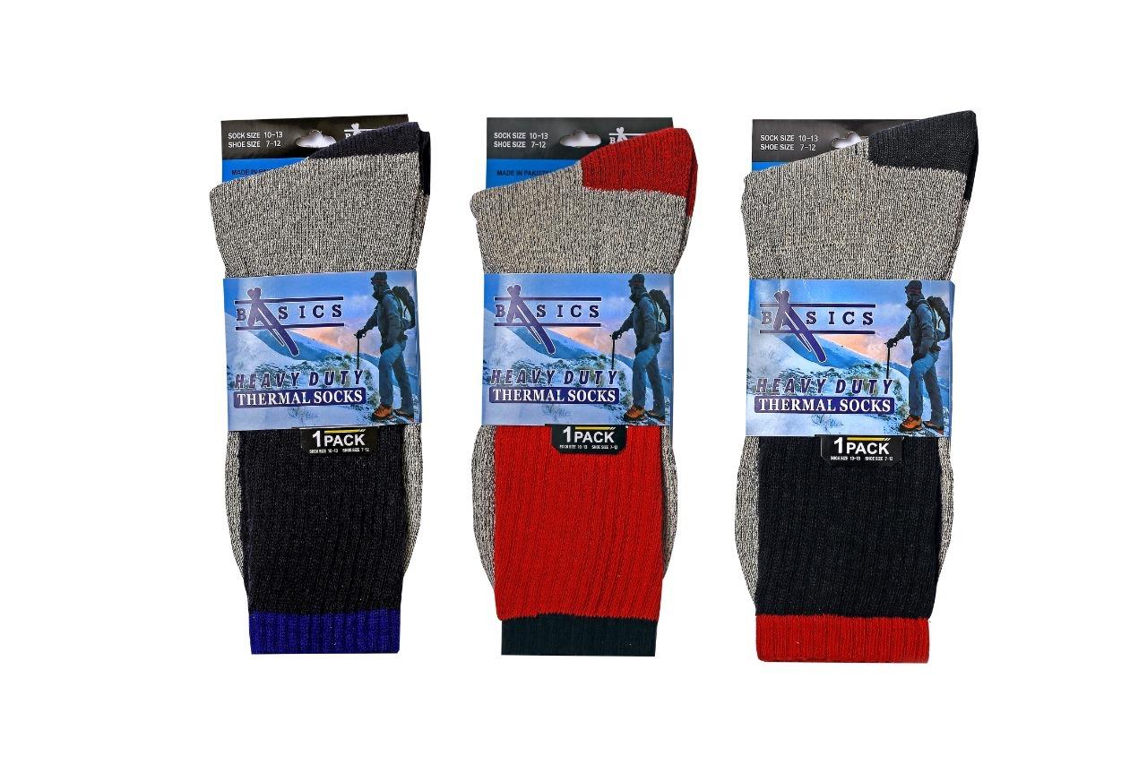 Wholesale Unisex Thermal Socks 10 13 Sku 2323652 Dollardays
