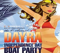 7/4 – DayRa Boat Ride & After Party @ Lumen – Featuring Lady D & A Live show by FFM (Sombionx) – Chicago