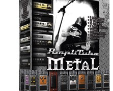 AmpliTube Metal now shipping! (IK Multimedia)