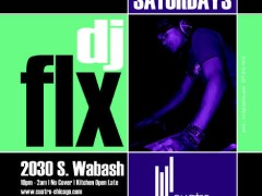 DJ FLX – Cutro Saturdays