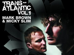 Nervous Nitelife Presents Mark Brown/Mickey Slim – Trans-Atlantic