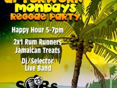 8/4 – After Work Reggae Mondays – FREE – New York