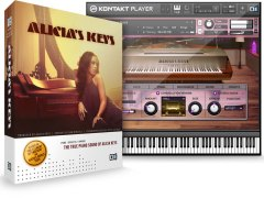 Native Instruments Releases ALICIA'S KEYS