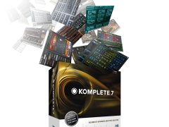 Native Instruments Announces KOMPLETE 7
