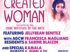 3/12/11 – And God Created Woman w/ Jellybean Benitez, dj Francesca, dj Sabine – Miami, FL