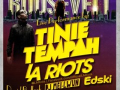 New Years Eve 2012 @ The Roosevelt Hotel W/ Tinie Tempah, La Riots, David Bullock * MORE