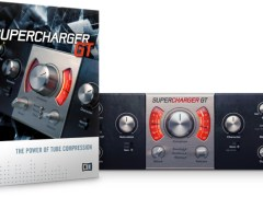 Native Instruments Introduces SUPERCHARGER GT