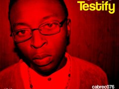 Exte C – Testify EP (Cabana Recordings)