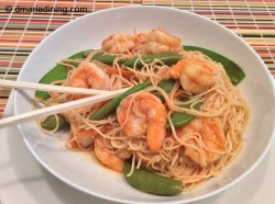 Enticing A Pinch Ithink I Would Even Use Spaghetti Noodles Or Linguine Noodles If That Was Only Shrimp Lo Mein You Can Use Whatever Noodle You Like To Make Shrimp Lo