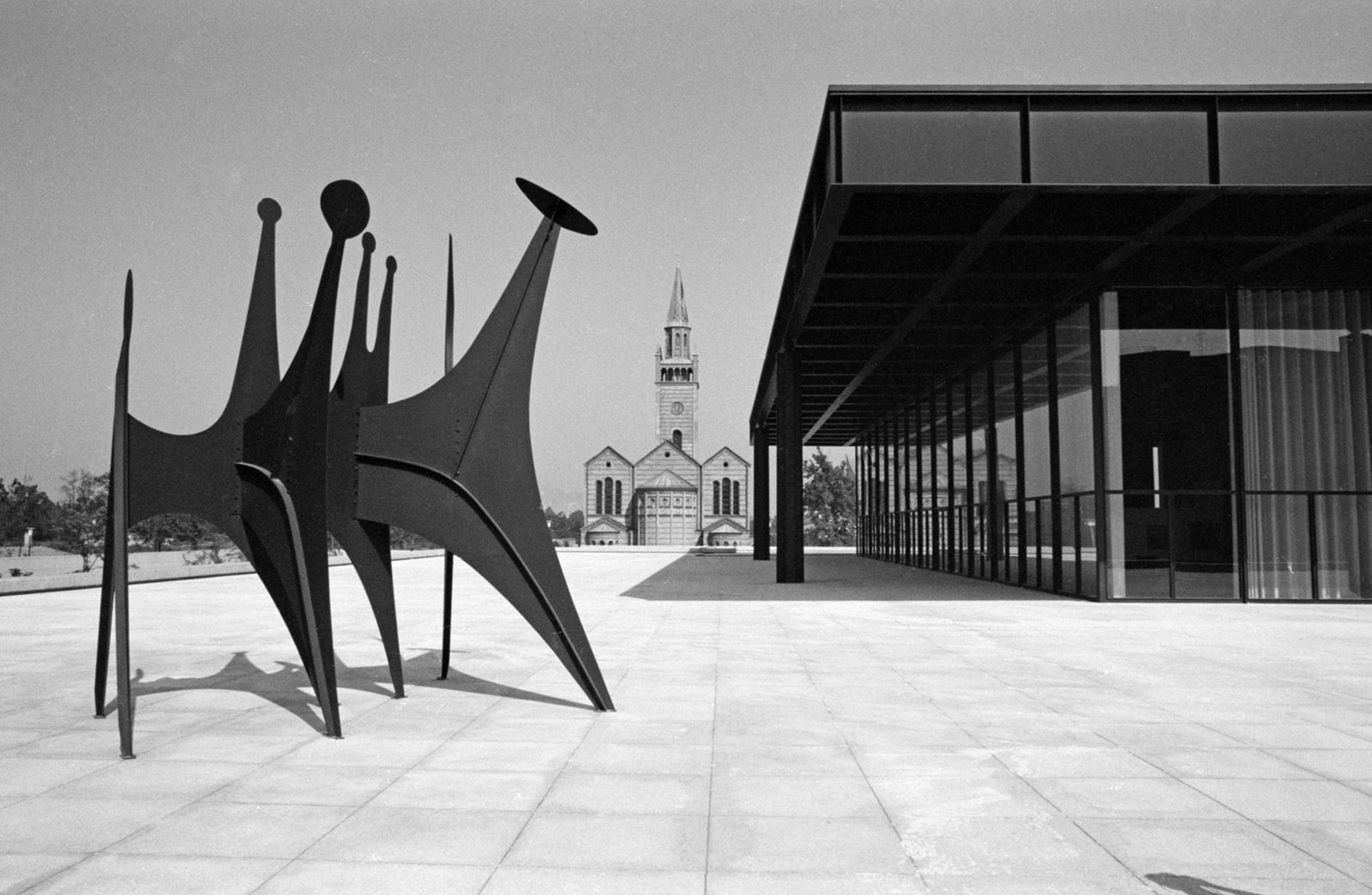 Mies Van Der Rohe Berlin Berlin's Neue Nationalgalerie To Open After Six-year Renovation With Calder Exhibition | The Art Newspaper