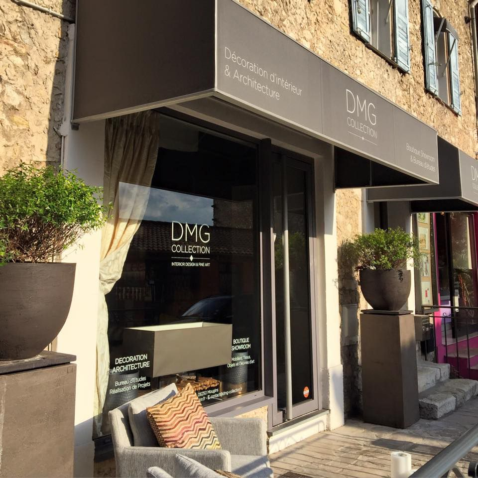 Boutique Art Et Decoration Boutique Showroom Interior Design And Decoration Mougins Cannes