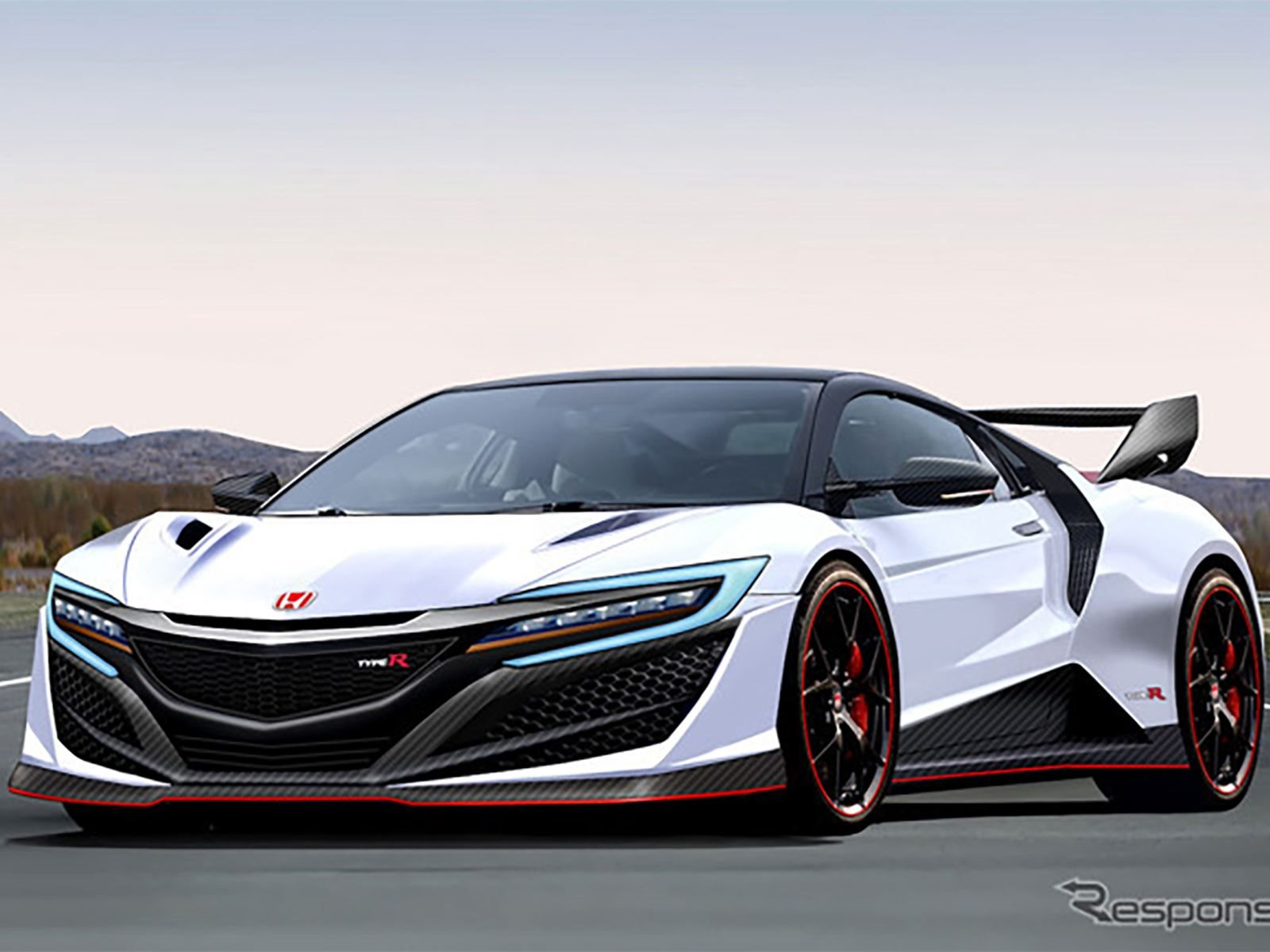 Acura Car Wallpaper Acura Nsx Could Finally Get The Type R Treatment Next Year
