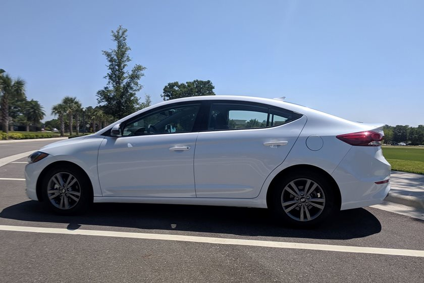 2018 Hyundai Elantra Test Drive Review Great Value But There\u0027s A