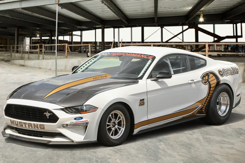 New Ford Mustang Cobra Jet Will Smoke The Dodge Demon - CarBuzz