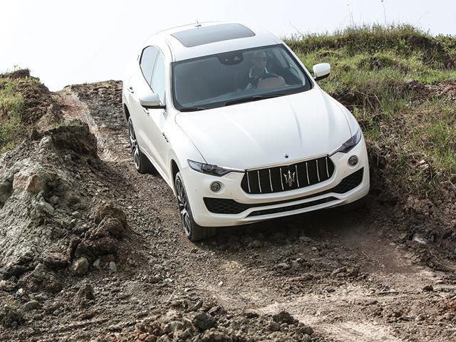 Maserati Issues Second Levante Recall Of 2017, This Time For Fire