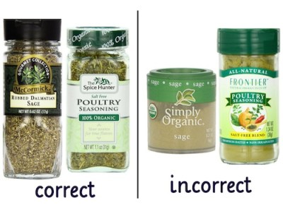 Ingredient 911: The Differences Between Spices, Herbs, Fl...