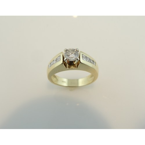 Medium Crop Of Engagement Rings Gold