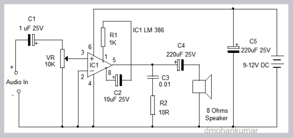 audio hiss filter circuit
