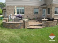 Patio Pavers | Paving Stones | Custom Patio Design D M ...
