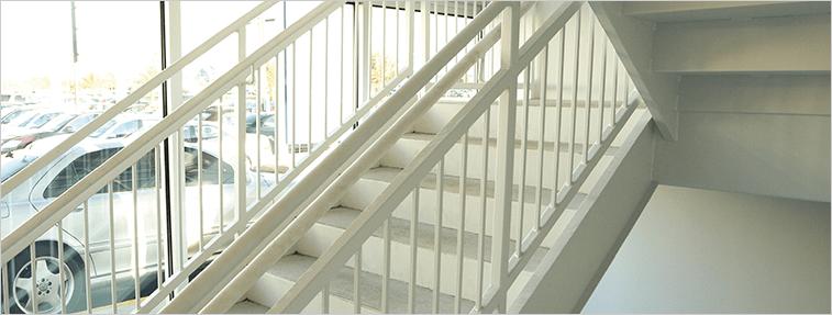 Lapeyre Stair Steel Stair