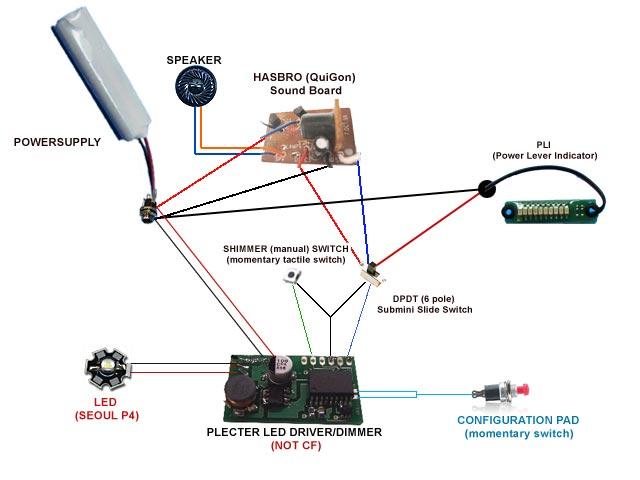 Tact Switch Wiring Wiring Diagram