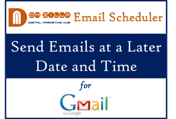 DMZilla Email Scheduler for Gmail
