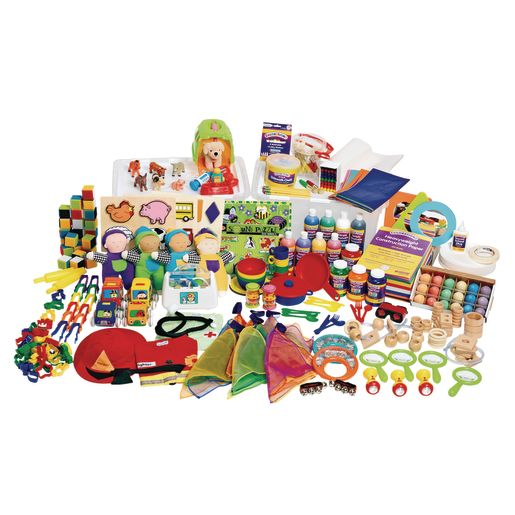 Frog Street Curriculum Support Kit Toddler Dummy Type Code Value