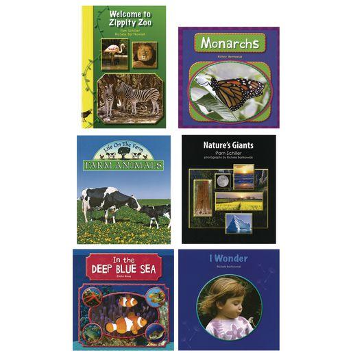 Frog Street Science Book Set of 6 Dummy Type Code Value Dummy Type Code