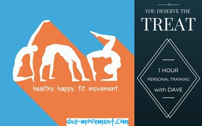 Gifts of Personal Training and Massage!..