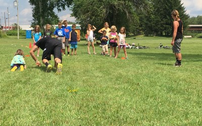 Introduction to Natural Movement for Young Mountain Bikers in Davis, WV…