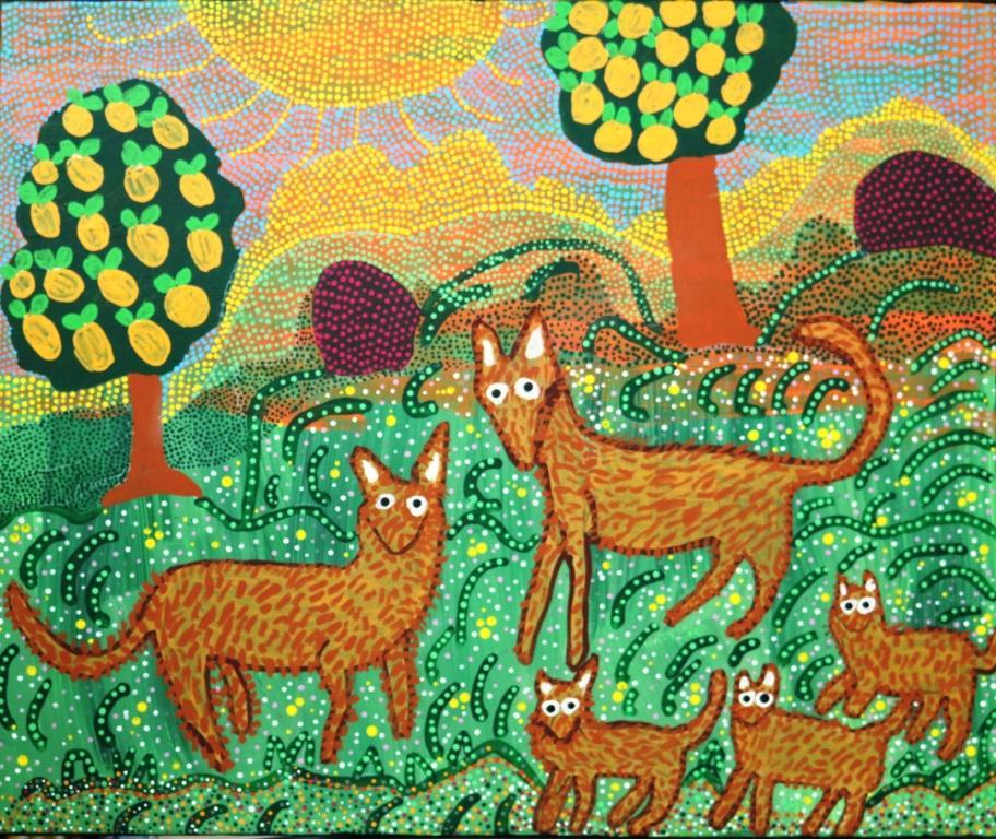 Dingo Family com