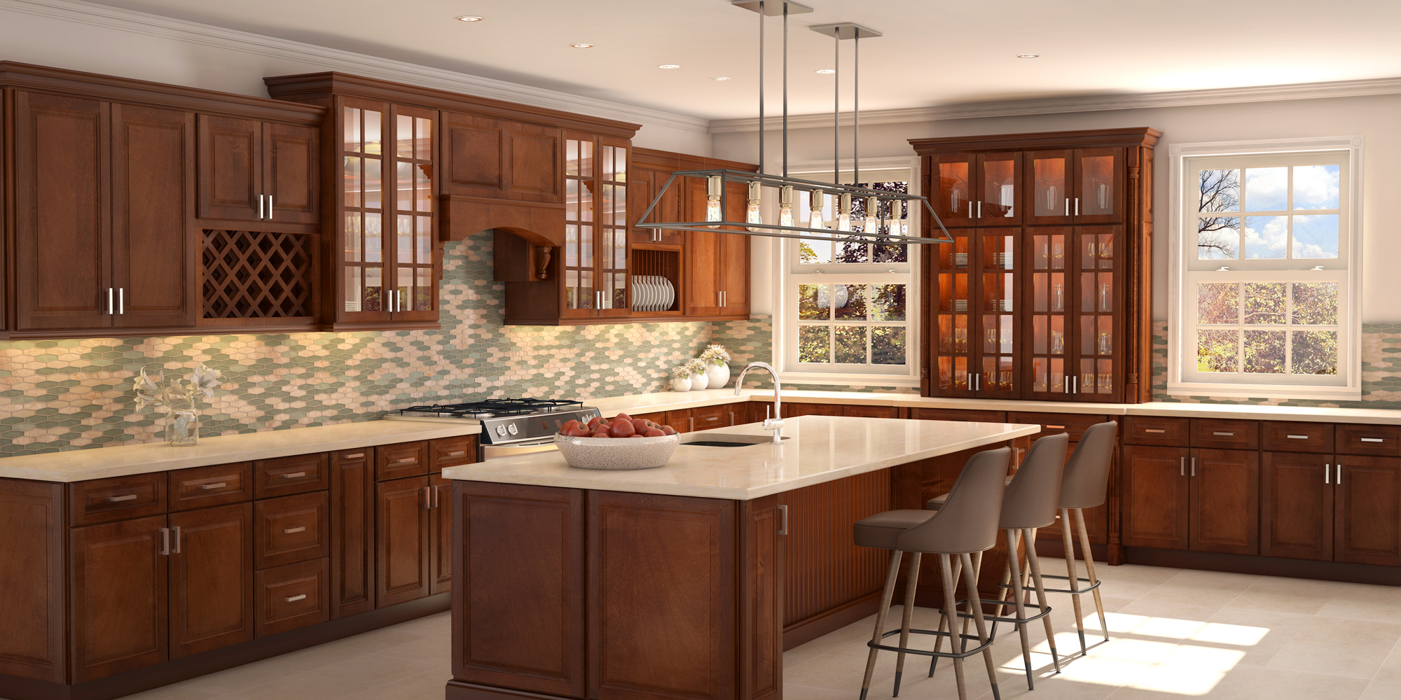 European Kitchen Cabinets Brooklyn Ny Completed Kitchen Remodeling Projects In Brooklyn Dna