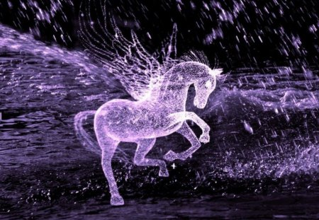 Pitbull Wallpapers 3d Magic Horse 3d And Cg Amp Abstract Background Wallpapers