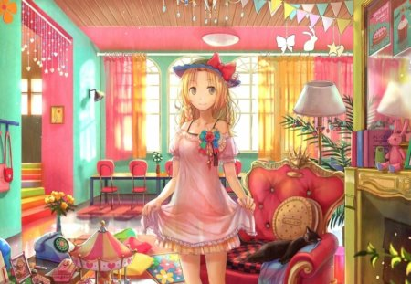 Cute Girly Wallpaper For Bedroom Girls Room Other Amp Anime Background Wallpapers On