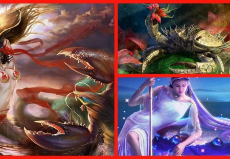 The Girl With The Dragon Tattoo Wallpaper Zodiac Cancer Fantasy Amp Abstract Background Wallpapers