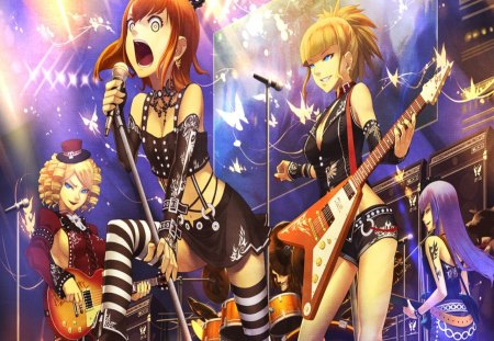 Cute Girl N Boy Wallpapers Anime Band Other Amp Anime Background Wallpapers On